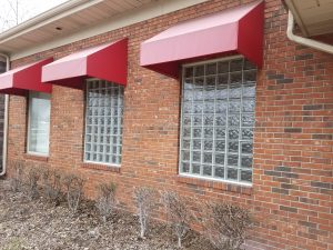 Large Glass Block Windows
