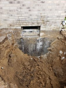 Digging Out an Egress Well